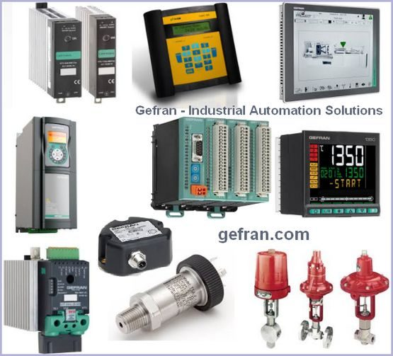 Gefran - Industrial Automation Solutions