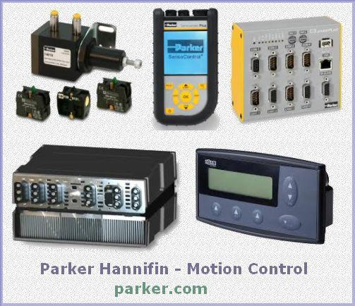 Parker Hannifin - Motion Control