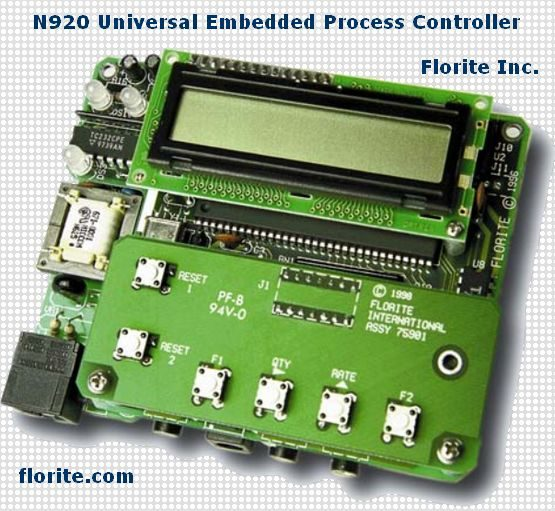 N920 Universal Embedded Process Controller