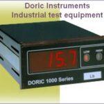 Doric Instruments – Industrial test equipment