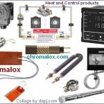 Chromalox – Heat and Control products