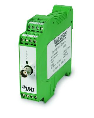 IMI Sensors - Vibration Monitoring Systems