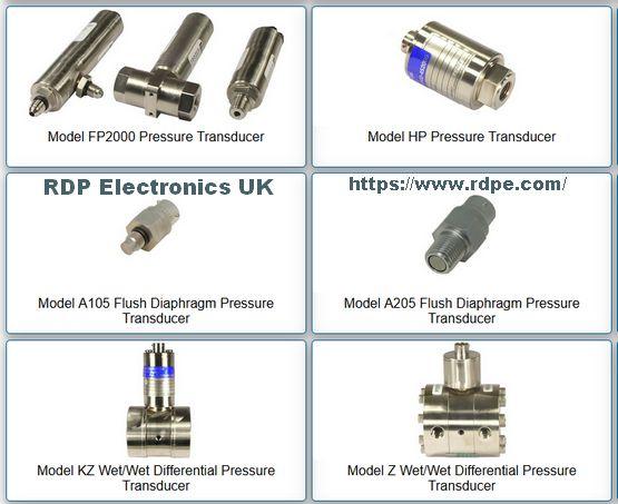 RDP Electronics UK - Process Instrumentation
