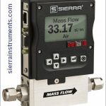 Sierra Instruments – Mass flow meters and Controllers
