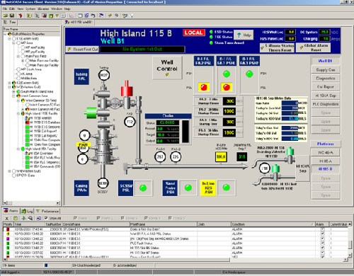 NetSCADA - Scaleable SCADA and HMI