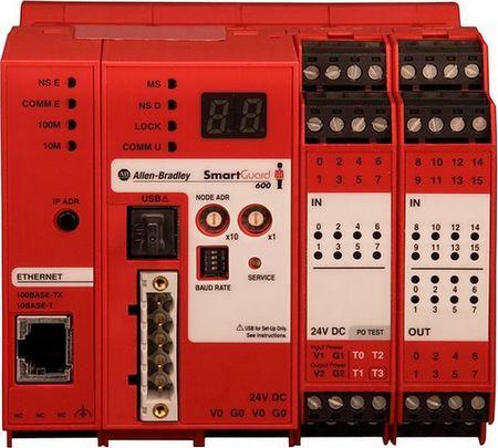 SmartGuard 600 Controllers