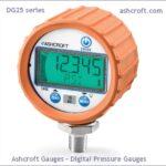 Ashcroft Gauges – Digital Pressure Gauges