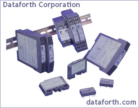 Dataforth Corporation - Industrial Data Acquisition