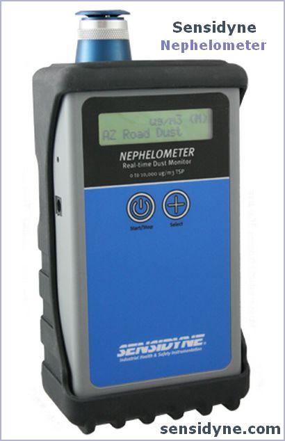 Sensidyne Nephelometer - Aerosol Monitor