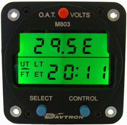 Davtron - Multi-functional Chronometers