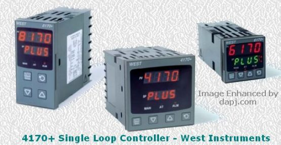 4170 Single Loop Controller - West Instruments