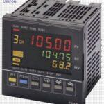 E5AR Digital Controllers – OMRON