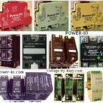POWER-IO – Custom and Standard Power Switching