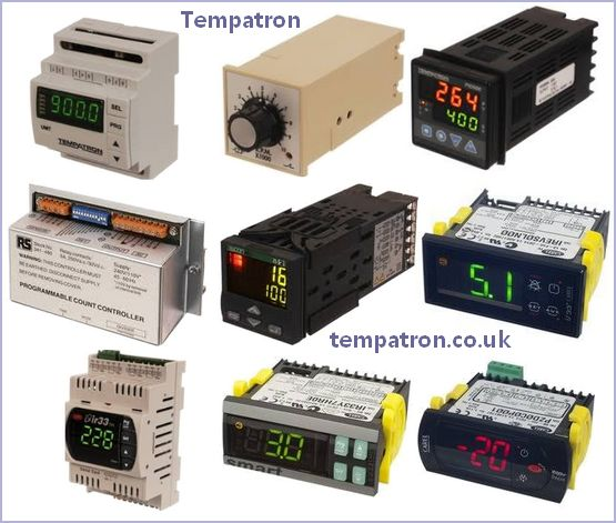 Tempatron from Eltime - Industrial Electronics