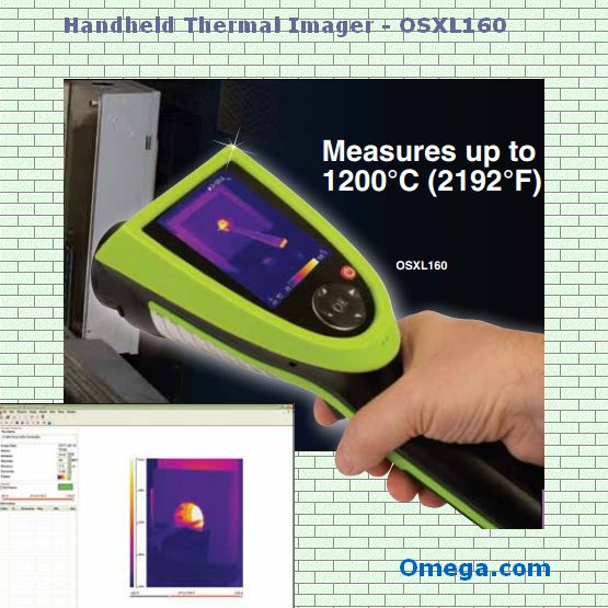 Handheld Thermal Imager - OSXL160