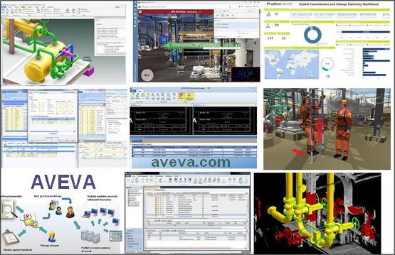 AVEVA - Engineering Software Provider