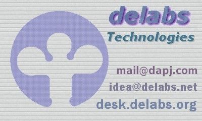 delabs card